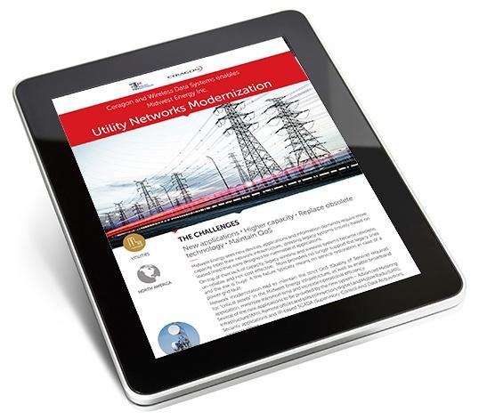 Utility Networks modernization - case study